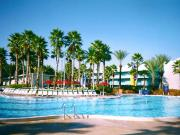 Disney All Stars Sports Resort : la piscine principale