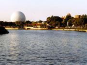 Epcot Center : le lac