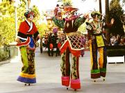 MGM studios : la parade de Mulan (3)